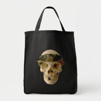 Calavera cráneo skull grupo de frente headband