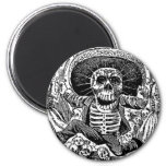 Calavera Day of the Dead Fridge Magnets