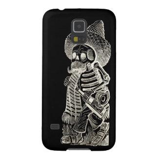 Calavera De Madero Samsung Galaxy S5 iphone Case For Galaxy S5