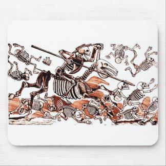 Calavera Don Quijote Mousepad Tapetes De Raton