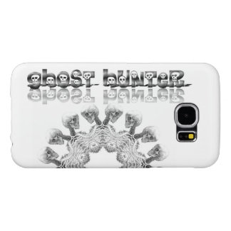 Calavera Ghost Hunter Samsung Galaxy S6 Case