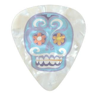 Calavera Kiki Pearl Celluloid Guitar Pick
