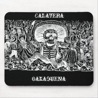 Calavera Oaxaquena Mousepad