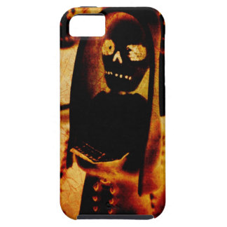 Calavera Priest phone case