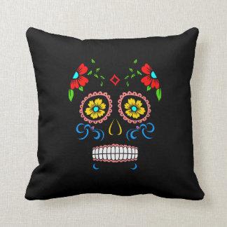 Calavera - Sugar Skull Pillow
