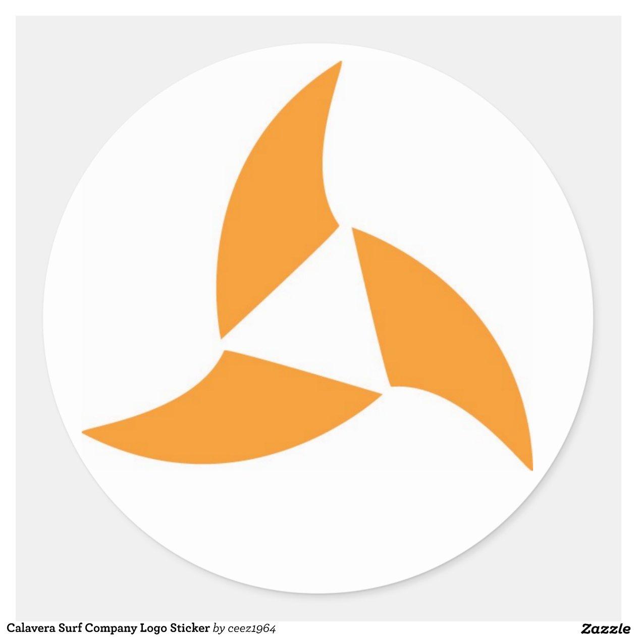V Company Logo Calavera Surf Company Logo