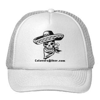 CalaveraBiker.com Trucker hat