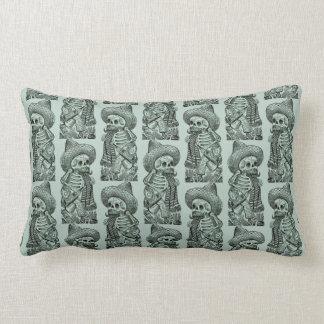 Calaveras Day of the Dead Pillow