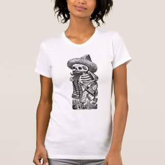 Calaveras del montón de José Guadalupe Posada Camisetas