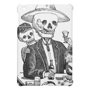 Calaveras from Guadalajara, Mexico Case For The iPad Mini