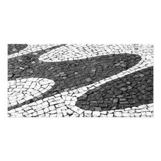 Calçada portuguesa card
