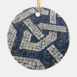 Calcada Portuguese, Portuguese Pavement Ceramic Ornament