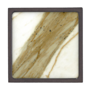 Calcatta marble keepsake box