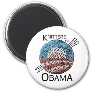 Calceteros para el imán #1 de Obama
