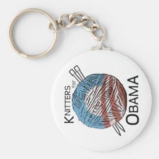 Calceteros para el llavero #1 de Obama