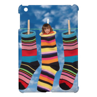 Calcetines brillantemente coloreados