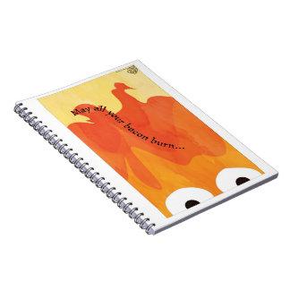 Calcifer Notebook