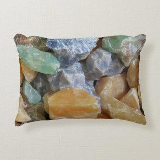 Calcite Collective Decorative Pillow