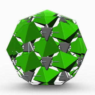 Calcite molecule award