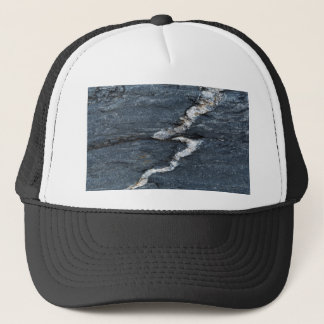 Calcite veins in tectonized black clay shales trucker hat