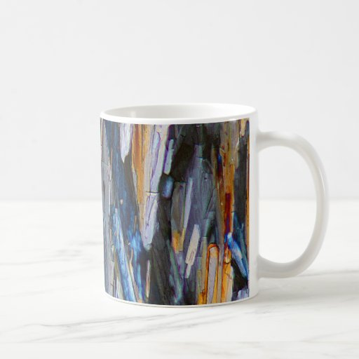 Calcium chloride coffee mugs