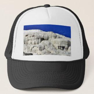 Calcium Mammoth Hot Springs Trucker Hat