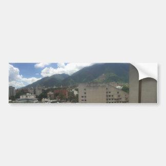 Calcomania de Caracas Pegatina Para Auto