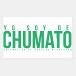 Calcomania - Soy de Chumato (2013) Pegatinas