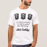 calcool, Calvin Coolidge Playera