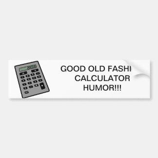 Calculadora - 28008 pegatina para auto