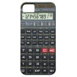 Calculadora iPhone 5 Case-Mate Carcasa