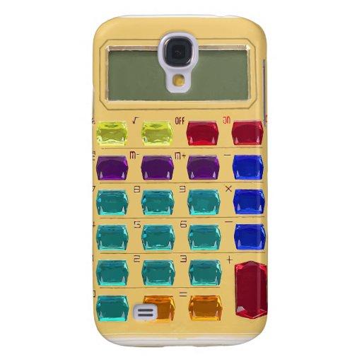 Calculadora Jeweled retra