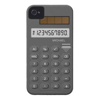 Calculadora retra iPhone 4 cárcasas
