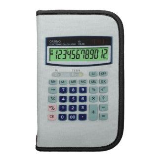 Calculadora simulada organizadores