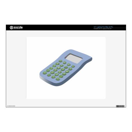 Calculadora Skins Para 30,5cm Portátiles
