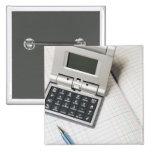 Calculadora y libro mayor (3) pin