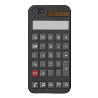 Calculate it case for iPhone 5