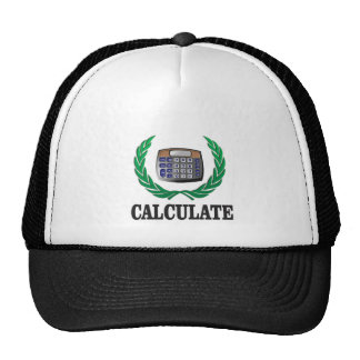 calculate the fern trucker hat