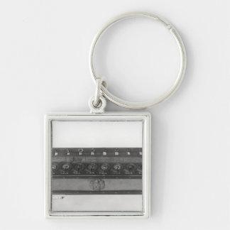Calculating Machine invented Keychain