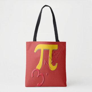Calculation of Pi Tote Bag