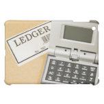 Calculator and Ledger (2) Cover For The iPad Mini