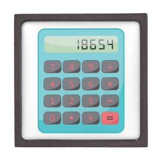Calculator Gift Box