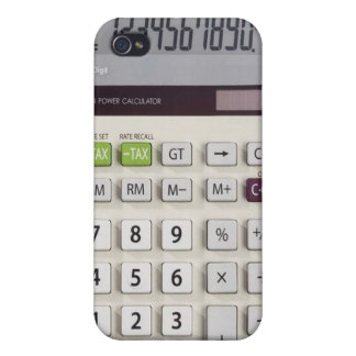 Calculator iPhone 4/4S Case Cover