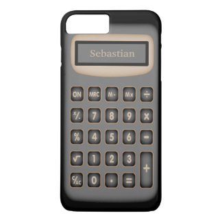 Calculator iPhone 8 Plus/7 Plus Case