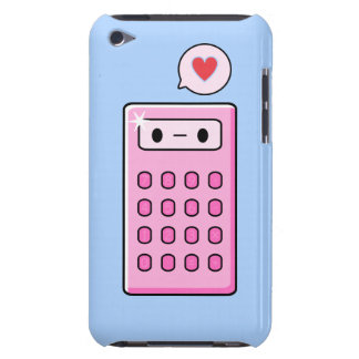 Calculator Love Barely There iPod Cover
