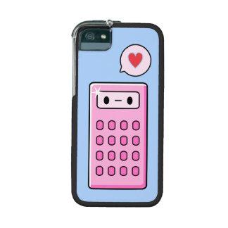 Calculator Love iPhone 5 Case