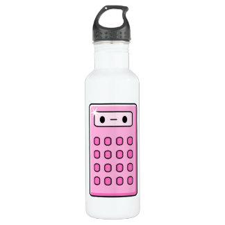 Calculator Love Water Bottle