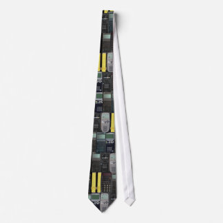 Calculator Necktie