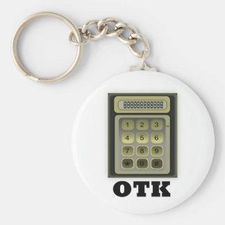Calculator OTK Keychain