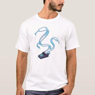 Calculator Snakes T-Shirt
